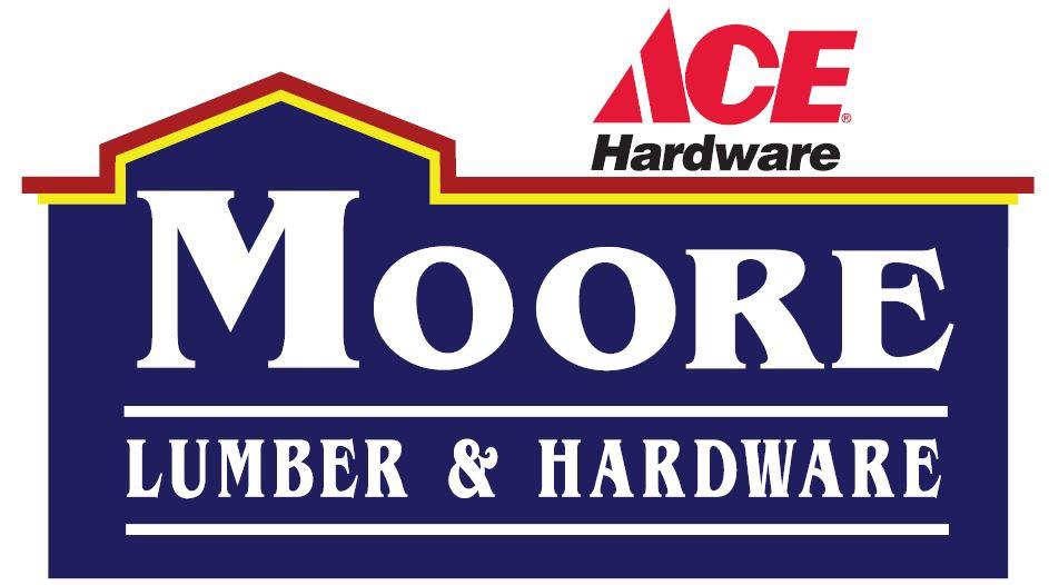 Moore Lumber Ace Logo